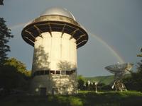 天文台の風景